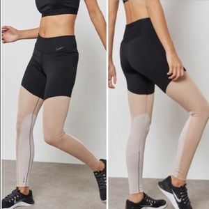 Nike Power Pocket Lux Tight High Rise Leggings
